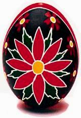 Traditional Pysanky from Sumska Oblast